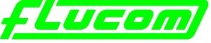 Flucom verde sfondo bianco