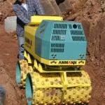 Baumaschinen - Bodenverdichtung